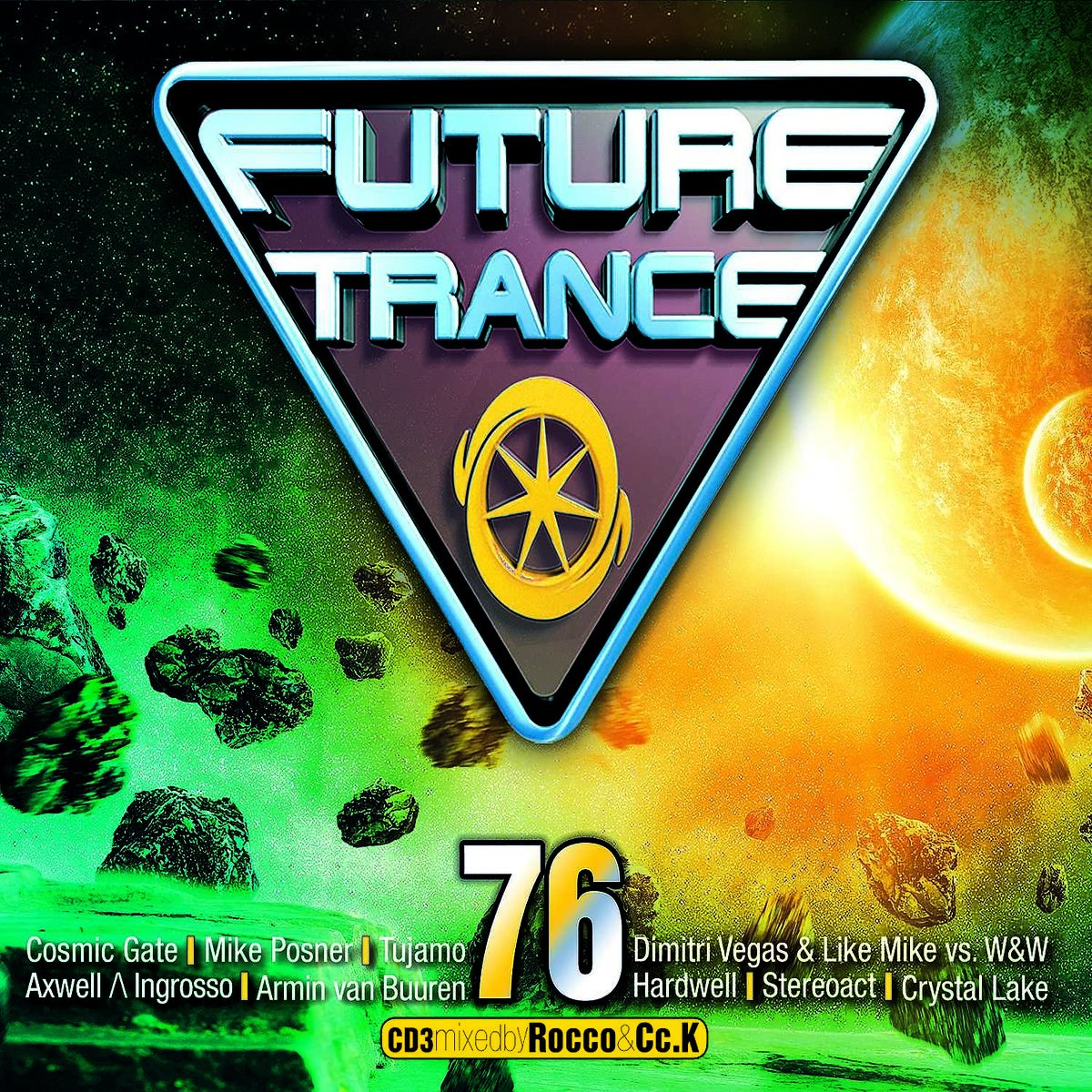 Various Artists-Future Trance 76