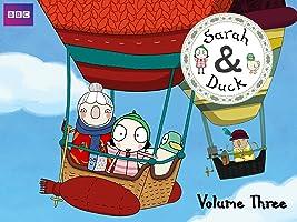 Sarah & Duck, Season 1, Volume 3
