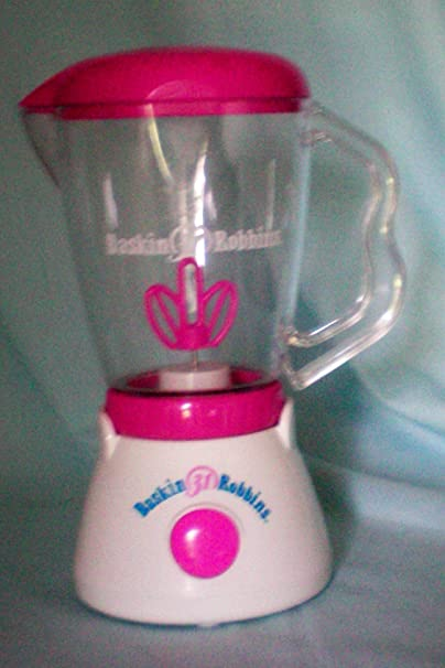 Baskin Robbins WHAM-O Smoothie Maker for Little Girl's Kitchen [Great With Easy Bake Oven Kitchen]