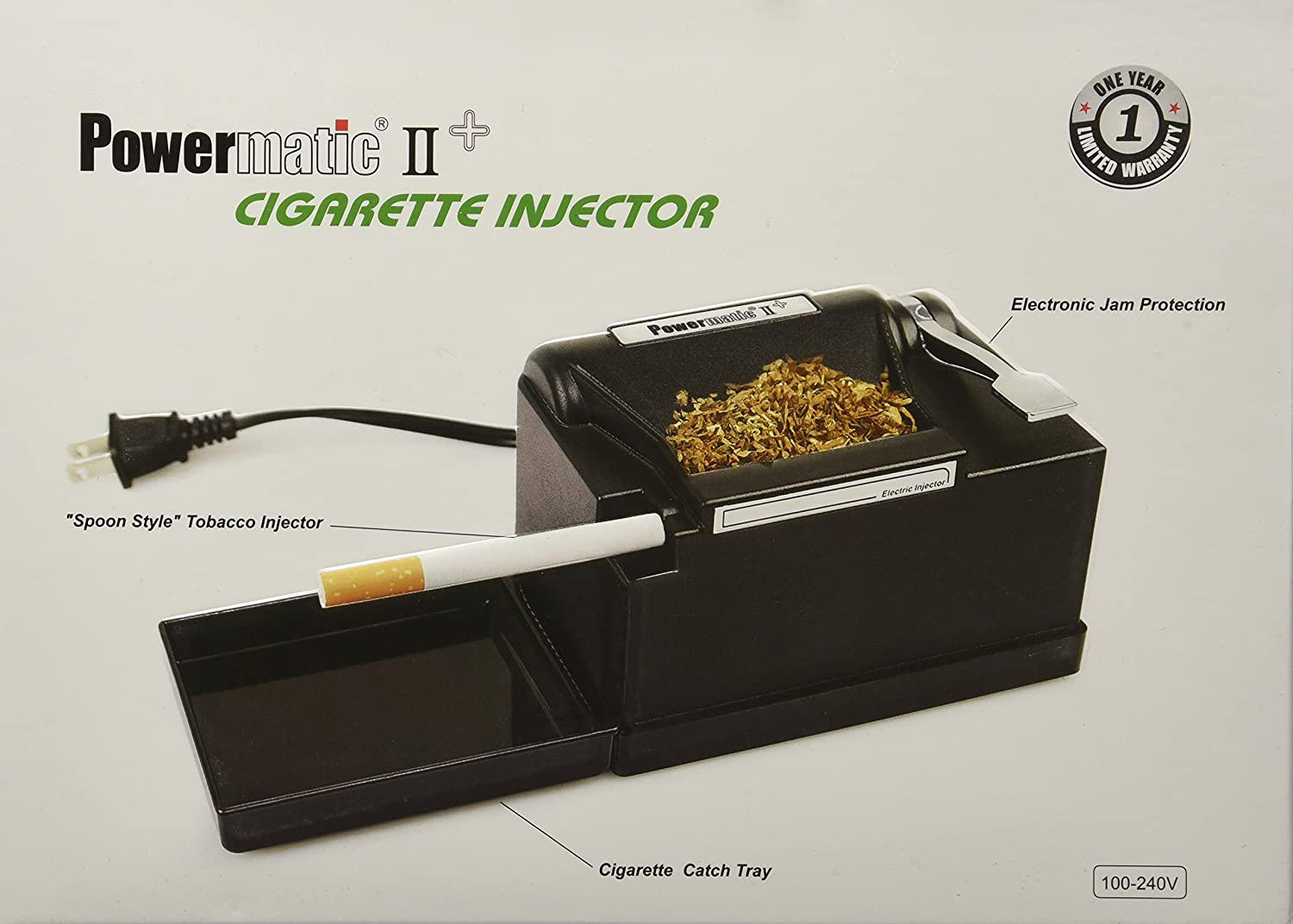 Top 10 Best Cigarette Injector Rolling Machine Reviews 2015 2016 Hoosvc84z on electric motor made easy