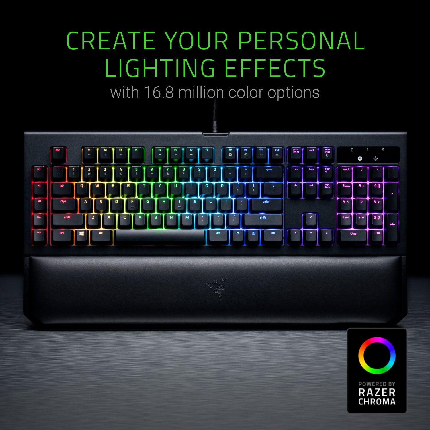 Chroma Razer RGB Gaming Keyboard