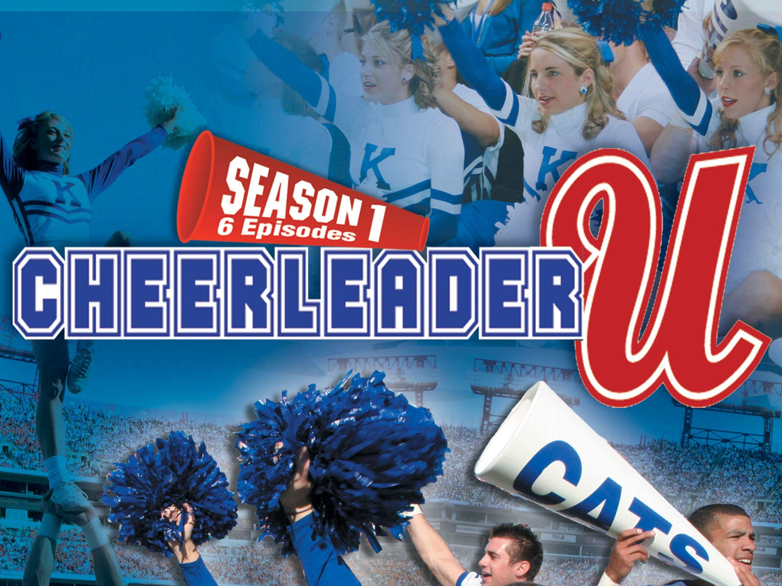 Cheerleader U - Season 1