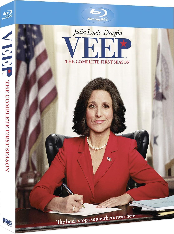 有关以下物品的详细资料: bluray veep - complete hbo season 1 [blu