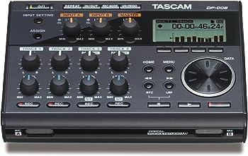 TASCAM DP-006 Portable Multi-Track Recorder