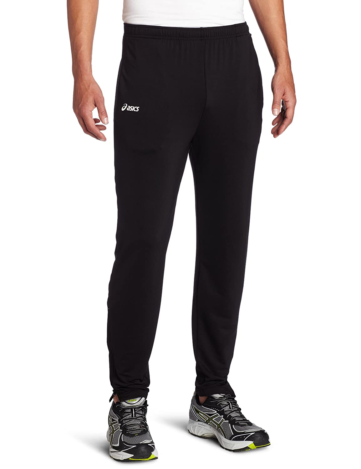 mens asics tights