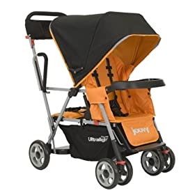 Joovy Caboose Ultralight Stroller Orangie