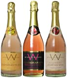 Weibel Family Fruity Bubbles Mixed Pack, 3 x 750 mL