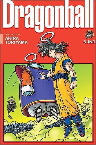 Dragon Ball (3-in-1 Edition), Vol. 12: Includes Vols. 34, 35, 36 written by Akira Toriyama