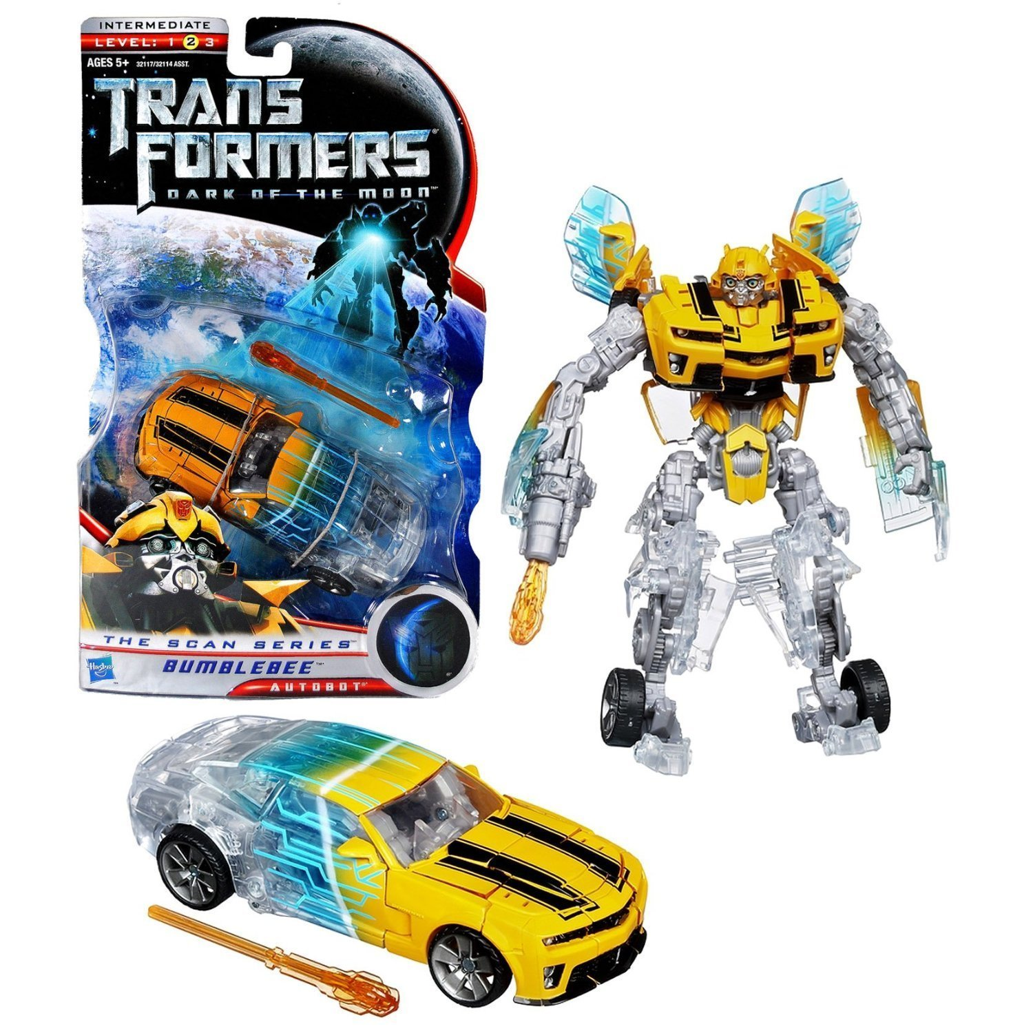 Transformers Dark of the Moon Bumblebee 32117 günstig bestellen