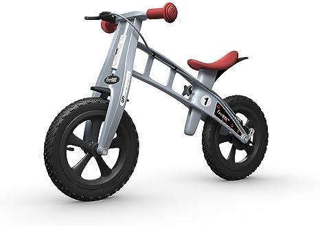Firstbike - L2002 - Hybride - Argent
