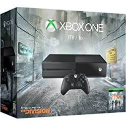 Microsoft Xbox One 1TB Tom Clancy's The Division Console Bundle (Black) + Forza Horizon 3 for Xbox One