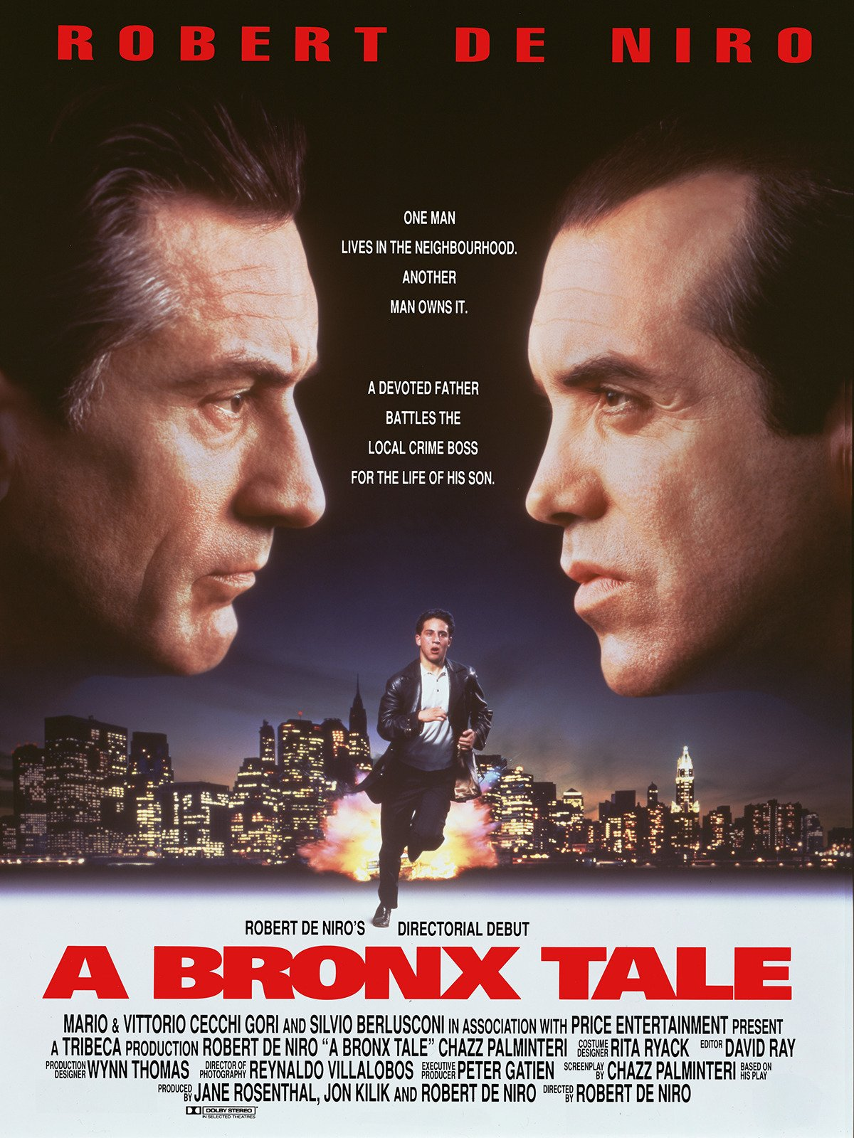 A Bronx Tale on Amazon Prime Instant Video UK