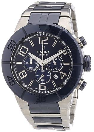 155dd53bcebd2d Festina F16576/3 - Cronografo da uomo: Festina: Orologi: Check price ...