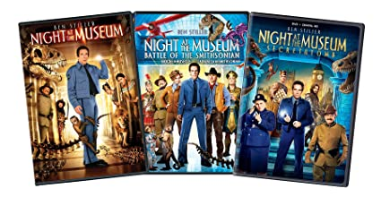 Night at the Museum Trilogy Bundle