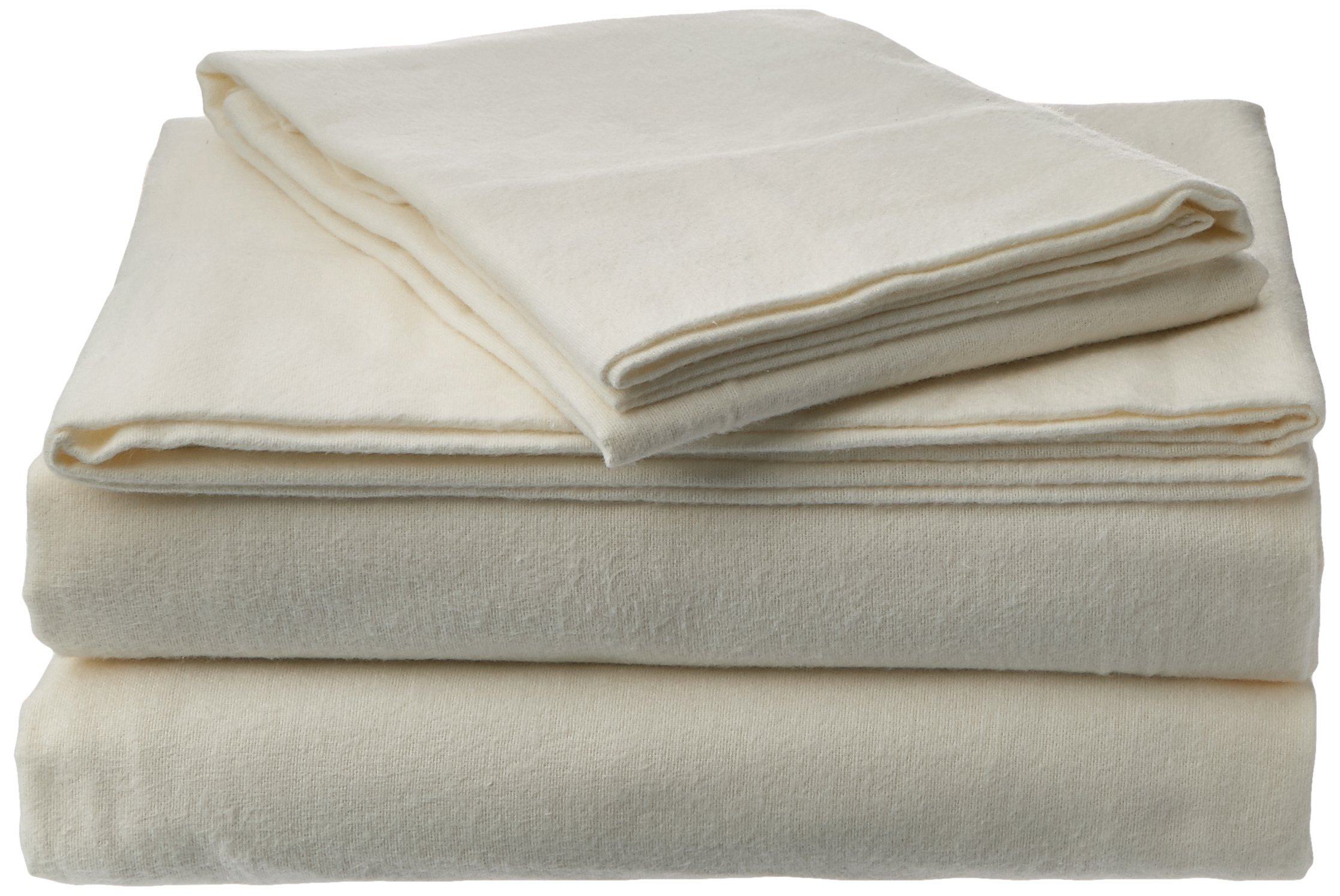 Woven Deluxe Portuguese Flannel Sheets 4 Piece Set