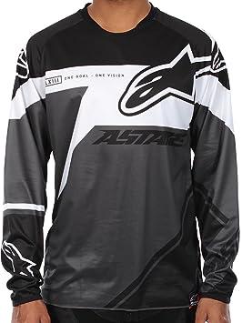 Alpinestars 2016 Racer Supermatic Jersey - schwarz-blanc gris