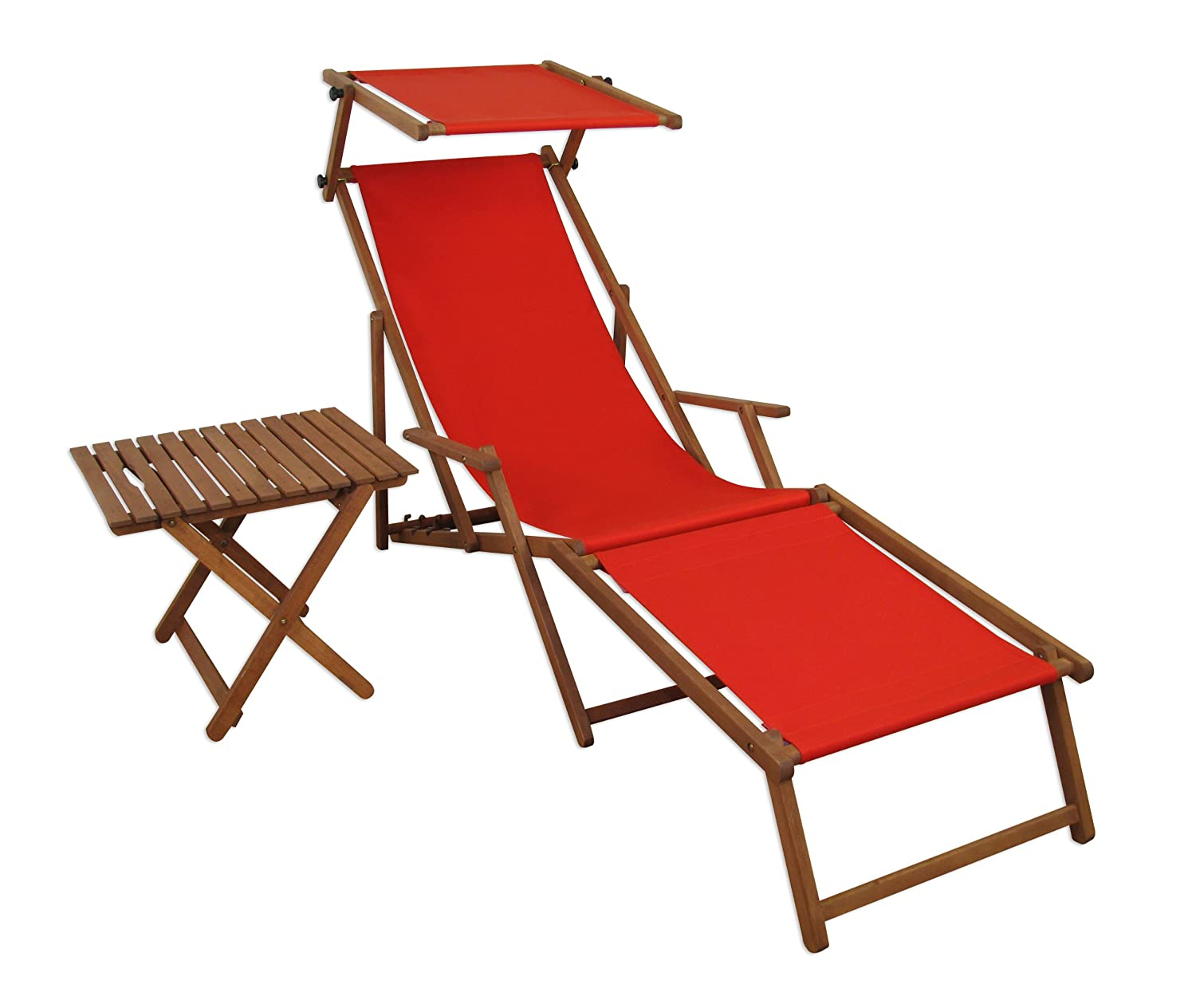 sonnenliege gartenliege deckchair saunaliege mit dach fu teil tisch bestellen. Black Bedroom Furniture Sets. Home Design Ideas