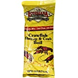 Louisiana Fish Fry Crawfish, Shrimp & Crab Boil, 16oz,(Pack of 3) (Tamaño: 16 oz.)