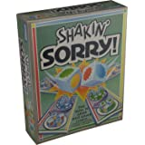 Parker Brothers Shakin Sorry Roll N Grab Dice Game