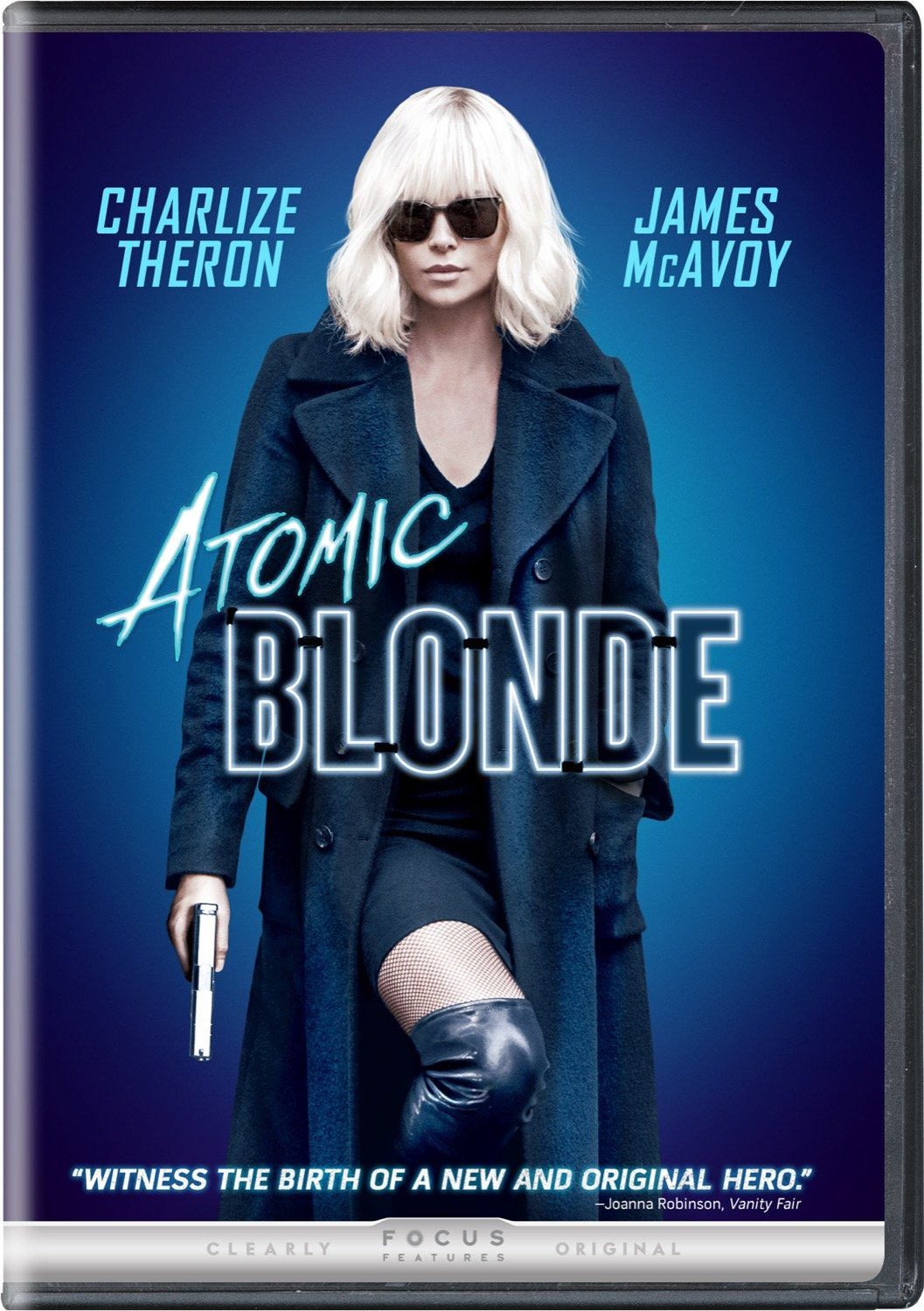 Book Cover: Atomic Blonde