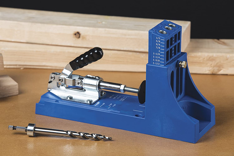 Kreg Jig K4 Pocket Hole System - Power Drill Accessories - Amazon.com
