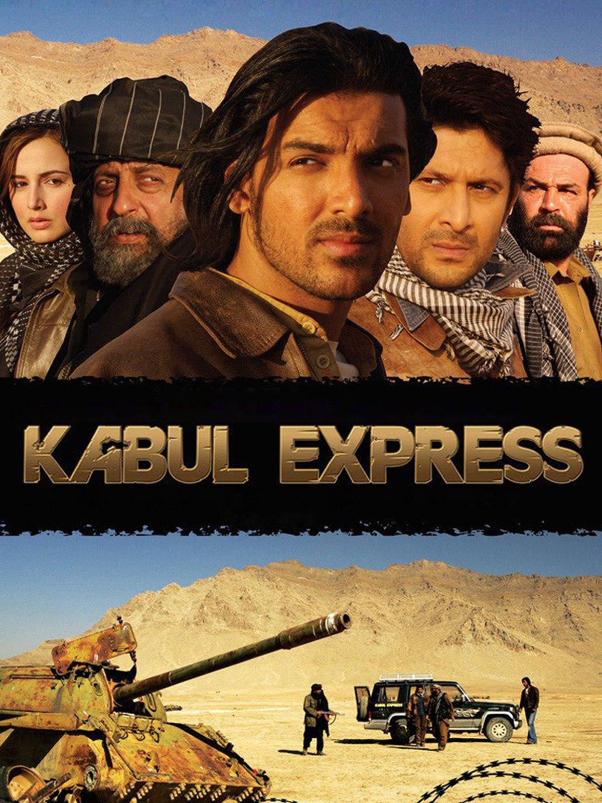 Kabul Express on Amazon Prime Video UK