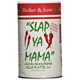 Walker & Sons Slap Ya Mama Cajun Seasoning, Pack of 3, 8oz
