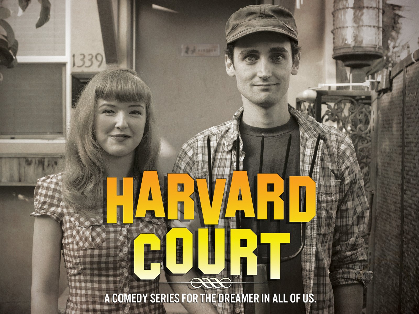 Harvard Court on Amazon Prime Instant Video UK