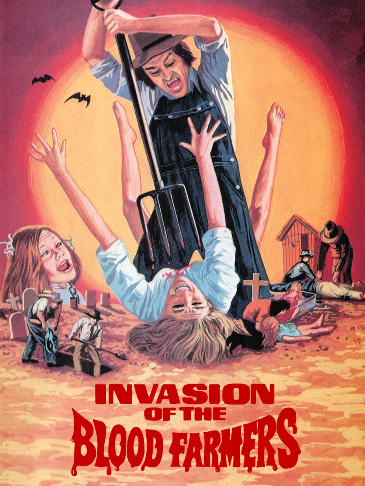 Invasion of the Blood Farmers on Amazon Prime Video UK