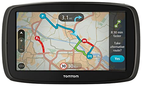 TomTom GO 60 GPS 6 inch UK Map