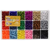 The Beadery Giant Crayon Bead Box - Approximately 13200 Beads (13,200 Count) (Color: 13,200 Count)