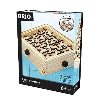 BRIO - 34000 - JEU DE LABYRINTHE