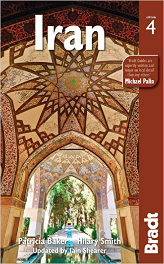 Iran (Bradt Travel Guides) written by Hilary Smith