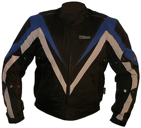 Wingx 700308S wingx stripe courte taille s (noir/bleu/argenté