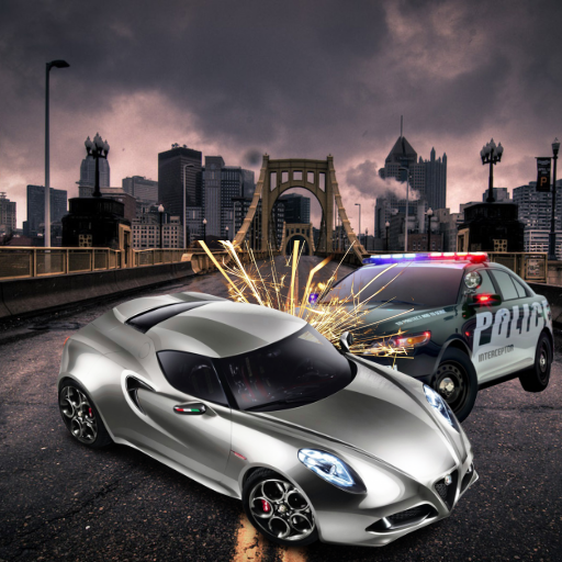 Police Car Vs Furious Racer City Racing Edition (Amazon Downloads compare prices)