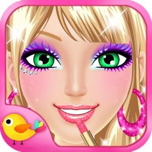 Star Girl Salon (Kindle Tablet Edition) by LiBii