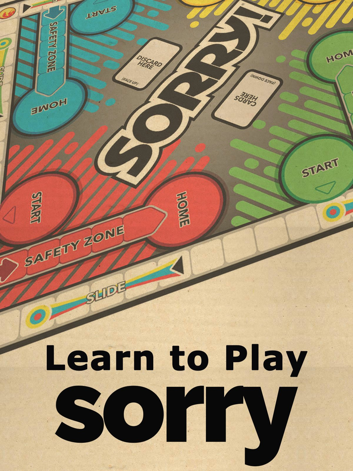 Learn to Play Sorry on Amazon Prime Video UK