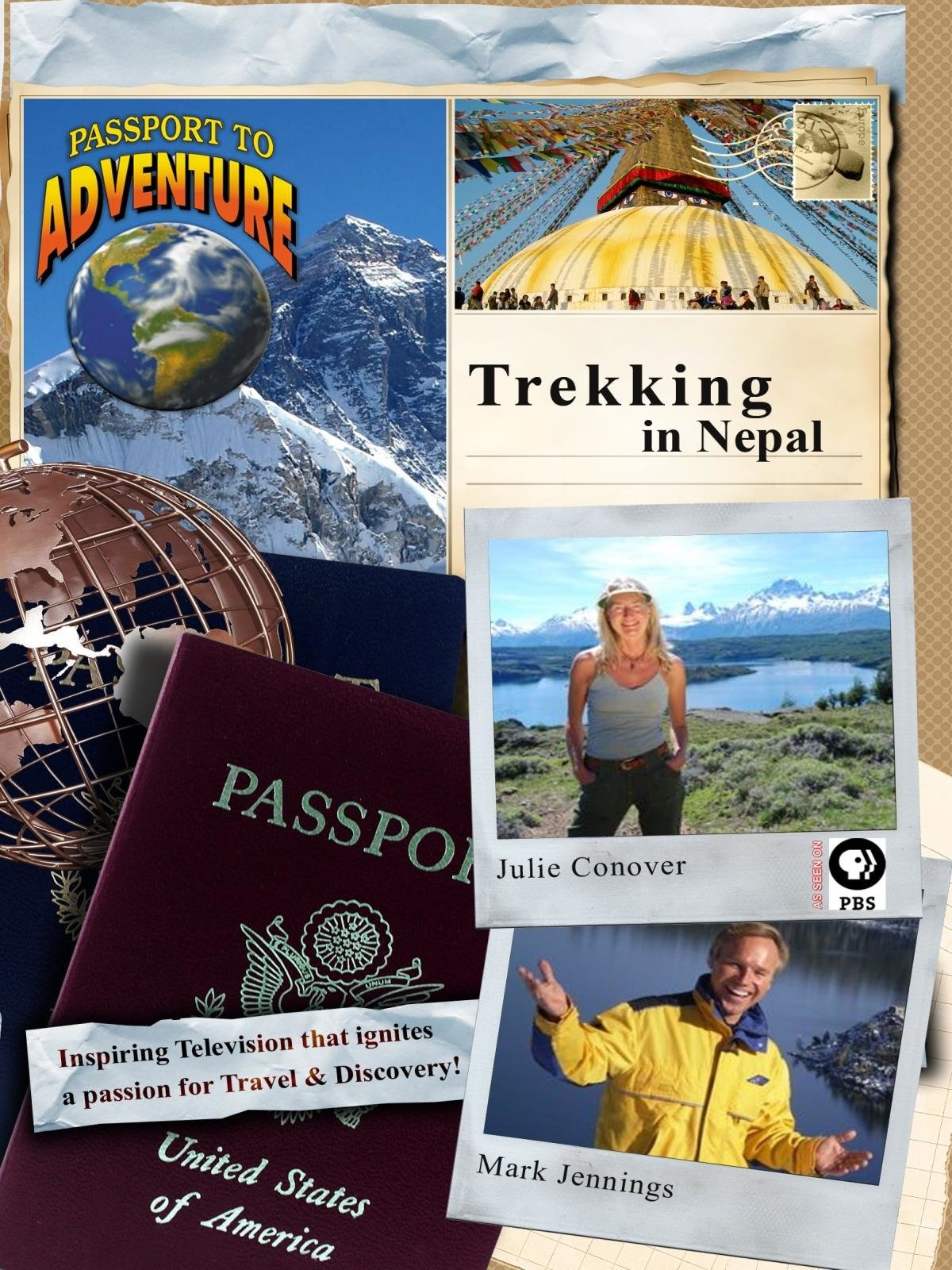 Passport to Adventure: Trekking in Nepal
