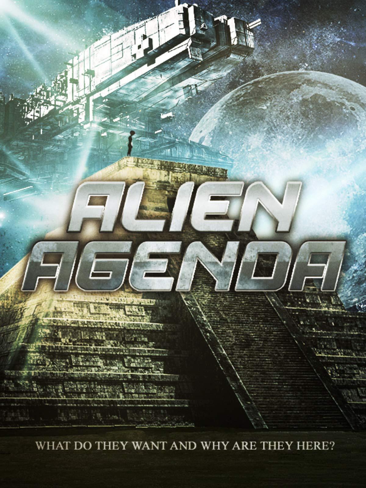 Alien Agenda on Amazon Prime Video UK