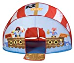 ALEX® Toys - Pirate Pop-Up Tent Play Set 788
