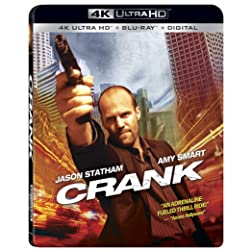 Crank [4K Ultra HD + Blu-ray]