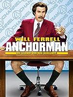 Der Anchorman - Die Legende von Ron Burgundy