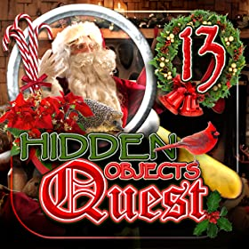 Hidden Objects Quest 13: Christmas Cheer