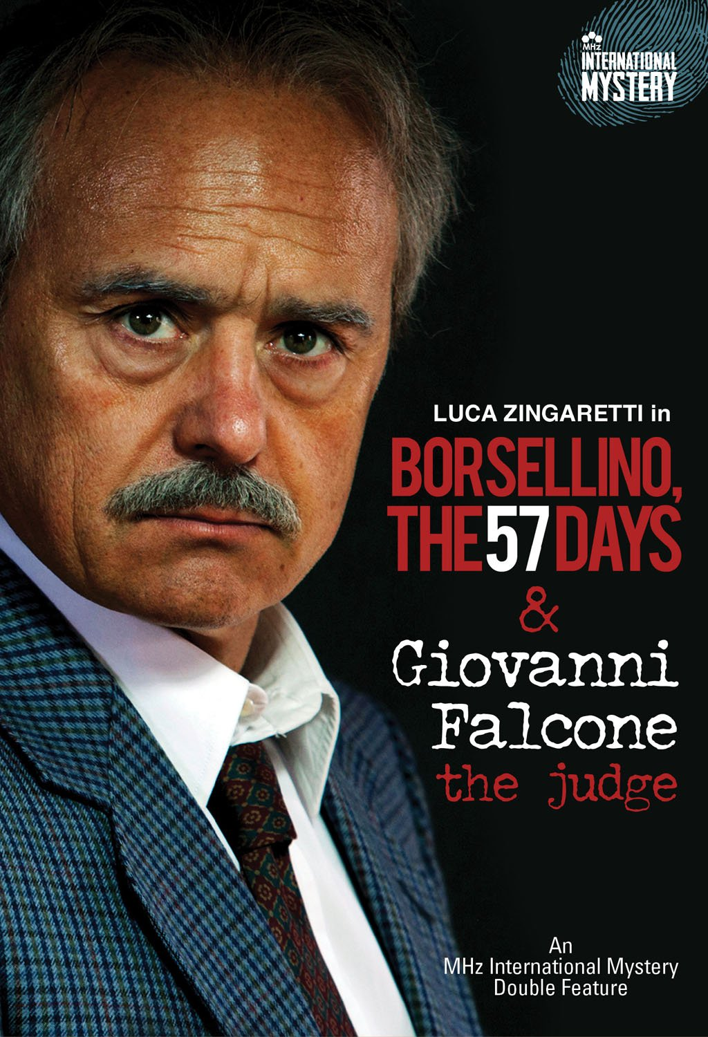 Giovanni Falcone: The Judge & Borsellino: The 57 Days