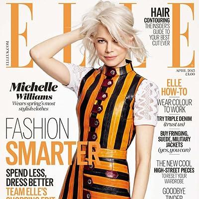 ELLE Magazine UK (Kindle Tablet Edition)