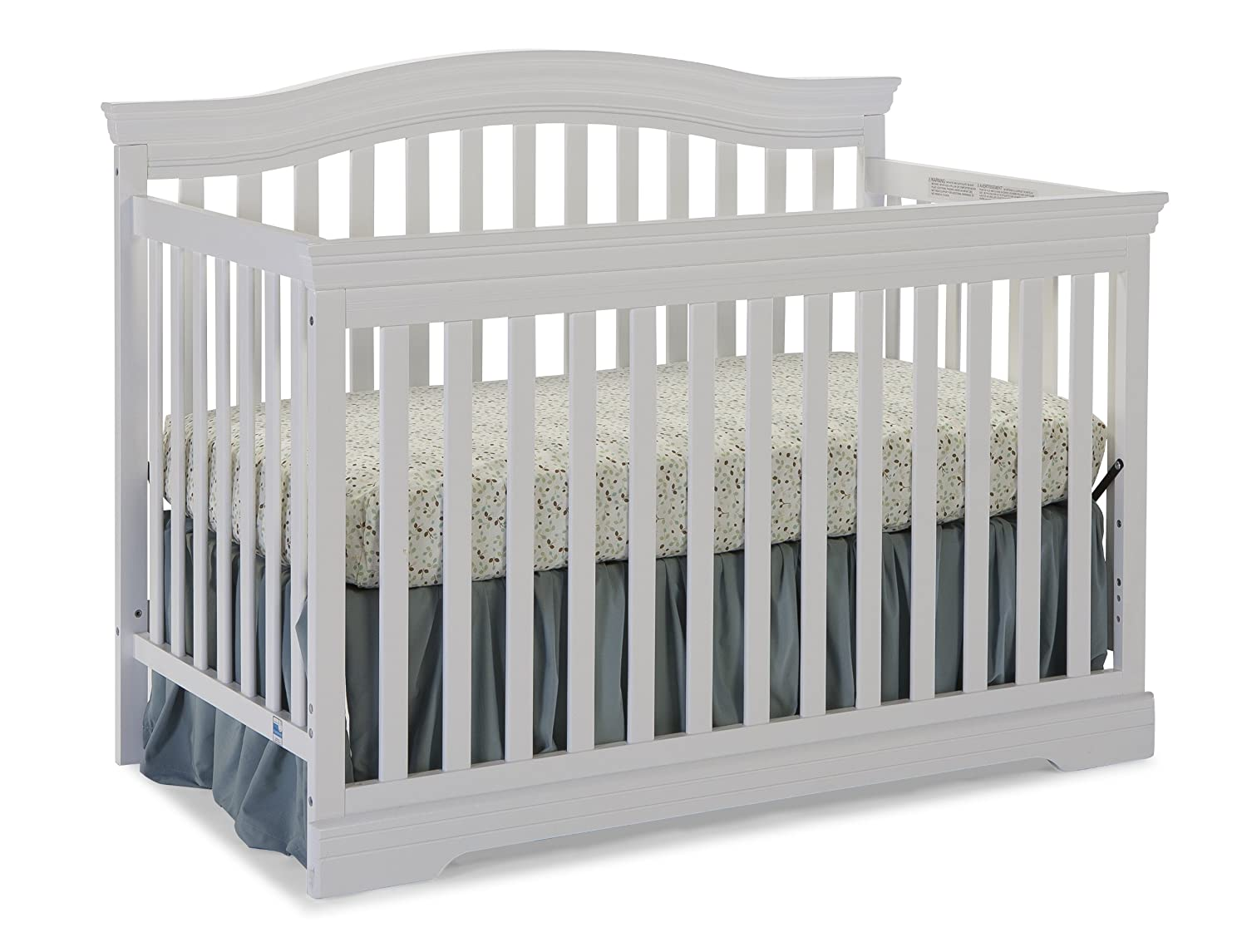 Broyhill Kids Bowen Heights 4 in 1 Convertible Crib