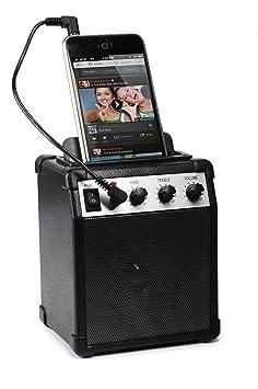 Ivation IVAMPAUXB Portable Mini Amplifier