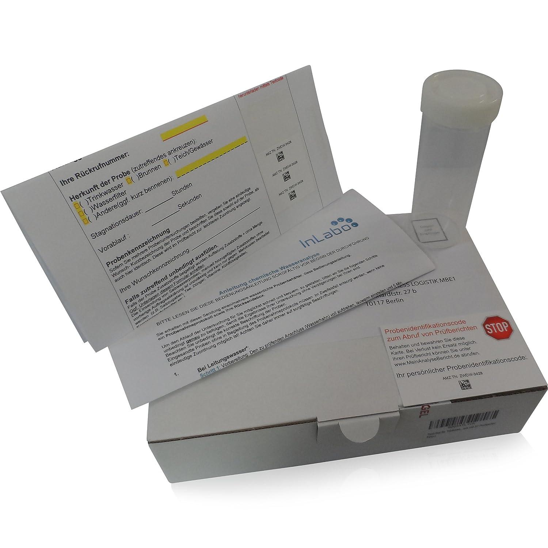 Wasseranalyse Set, Wasseranalyse, Wassertest, Trinkwassertest, analyse für wasser, trinkwasseranalyse