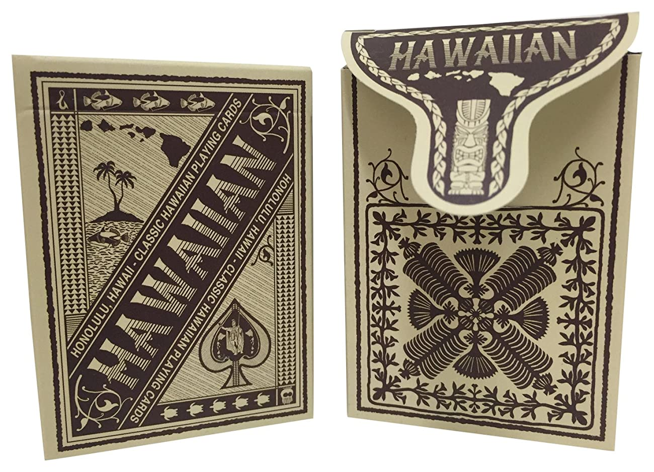Hawaiian Limited Playing Cards 0