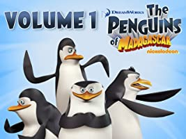 The Penguins of Madagascar Volume 1